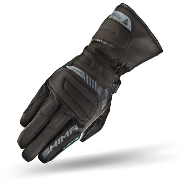 Shima Touring Dry Winter Waterproof Riding Gloves Backside1